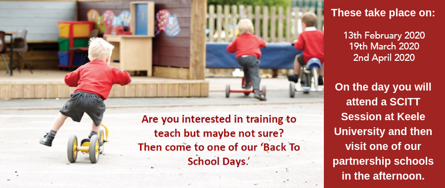 Back to School Open day