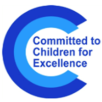 Committed to Children for Excellence Logo