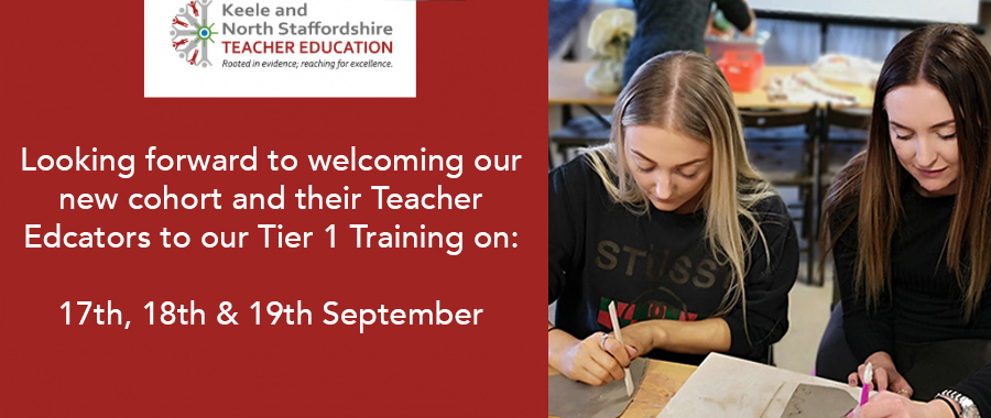 Teacher Training Keele Staffordshire